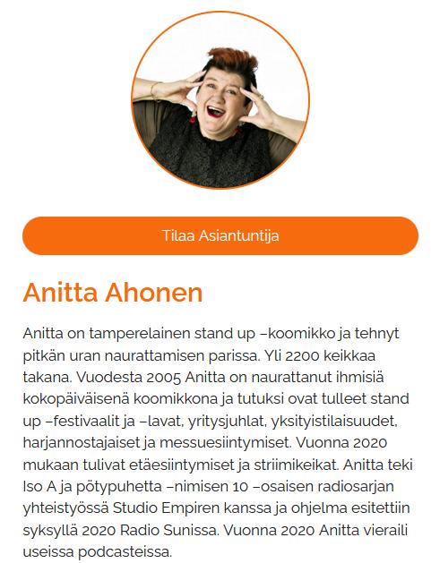 Anitta Iso A